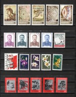 Albania  1969-70    .-  Y&T Nº  1211/1215-1216/1219-1220-1222-1224/1226-1228-1230/1234 - Albanie