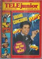 TELE JUNIOR  N° 24  ( MAJAX )  1979 - Bücher, Zeitschriften, Comics