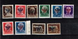 Italie Ljublijaska Lot à Identifier - Stamps