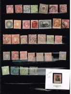 Lot à Identifier - Postzegels