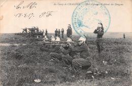 51-MOURMELON LE GRAND CAMP DE CHALONS-N°T1101-D/0229 - Mourmelon Le Grand