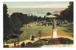 CPA. Guernsey. St Pierre Port. Le Parc De Candie.   (M.267 ). - Guernsey