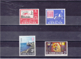 GIBRALTAR 1970  Yvert 231 + 236-238 NEUF** MNH - Gibraltar