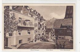 Bad Gastein - Hotel Söntgen - 1927          (A-137-190501) - Bad Gastein
