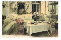 CPA. Guernsey. St Pierre Port. Maison De Victor Hugo.    (M.270). - Guernsey
