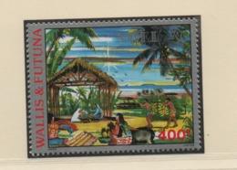 AB4 Wallis Et Futuna** 1988 Pa164 Noel - Luftpost