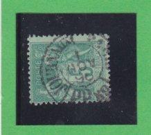 SAGE N° 75 TYPE IIB   - CACHET A DATE  PARIS JOURNAUX  PP 58 - 1 NOV. 1898- REF 1602 - 1876-1898 Sage (Type II)