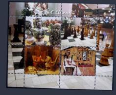 Malawi 2013 Chess SPORT Block MNH - Chess
