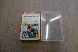 Speelkaarten - Kwartet, Super Motos , Nr 131, Schmid Hemma , Vintage - Cartes à Jouer Classiques