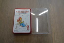 Speelkaarten - Kwartet, Sarah Kay, Kleine Levenswijsheden, FX Schmid Nr 90/63622, Vintage, *** - - Kartenspiele (traditionell)