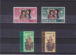 GIBRALTAR 1972 Yvert 288-291 NEUF** MNH - Gibraltar