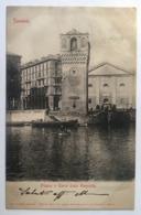 15783 Savona - Piazza E Torre Leon Pancaldo - Savona