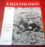 WW2 L'Illustration N°5213 Février 1943 Bombardement Lorient,Pantellaria Sicile,Sanatorium Préventorium Yerres - Journaux - Quotidiens