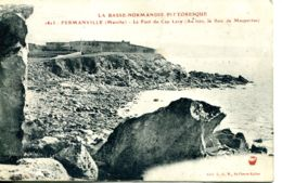 N°78217 -cpa Fermanville -le Fort Du Cap Lévy- - Frankreich