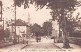 73-AIX LES BAINS-N°T2554-A/0235 - Aix Les Bains