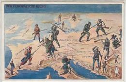 Der Europäische Krieg         (A-138-190413) - Evènements