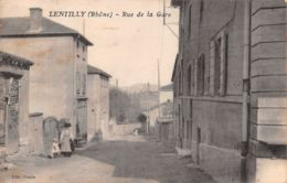 69-LENTILLY-N°T2554-D/0385 - Francia