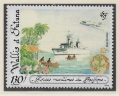 AB4 Wallis Et Futuna** 1993 444 - Luftpost