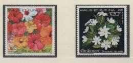 AB4 Wallis Et Futuna** 1993 449 Fleurs - Luftpost