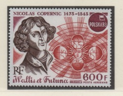 AB4 Wallis Et Futuna** 1993 Pa177 Copernic - Luftpost