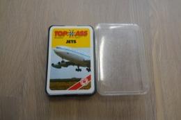 Speelkaarten - Kwartet, JETS, Top ASS, Nr 7682/2 *** - - Cartes à Jouer Classiques