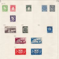 Lot Oblitérés  Eire   1923/39 - Irlanda