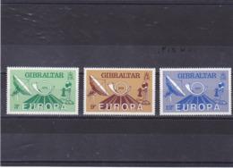 GIBRALTAR 1979 EUROPA Yvert 393-395 NEUF** MNH - Gibraltar