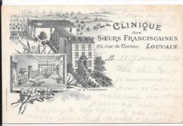 Louvain. Clinique De Soeurs Franciscaines. - Leuven