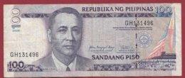 Philippines 100 Piso 2008 Dans L 'état --(216) - Philippinen