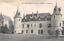 21-VERCHIZY-N°T2555-H/0375 - France