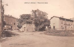 69-LENTILLY-N°T2556-A/0063 - Francia