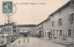 69-LENTILLY-N°T2556-A/0081 - Francia
