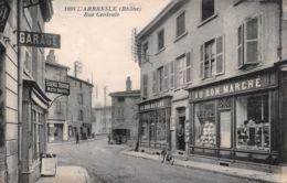 69-L ARBRESLE-N°T2556-A/0145 - L'Arbresle