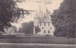Le Château Bornhem Le Château - Het Kasteel Circulée En 1910 - Bornem