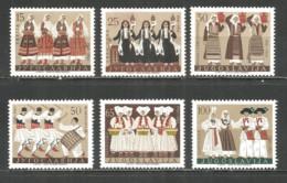 Yugoslavia 1961 Year, Mint Stamps MNH(**) - Nuovi