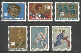 Yugoslavia 1962 Year, Mint Stamps MNH(**) - Nuovi