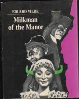 Rare Estonian Book ! Milkman Of The Manor By Eduard Vilde 1976 - 1950-Heden