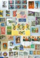25 Kilo = 150.000 TEMBRES DU MONDE SUR PETIT PAPIER * 25 KILO STAMPS WORLDWIDE ON PAPER (135) - Postzegels