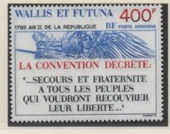 AB4 Wallis Et Futuna** 1993 - Luftpost