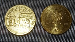 Polish August 1980 - 2010 POLAND - 2zł Collectible/Commemorative Coin POLONIA - Poland