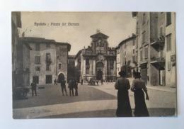 15823 Spoleto - Piazza Del Mercato - Perugia