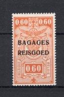 "BA6 MNH** 1935 - Spoorwegzegels Van 1923-31 Met Opdruk ""BAGAGES - REISGOED"" - Bagagli"