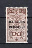 "BA7 MNH** 1935 - Spoorwegzegels Van 1923-31 Met Opdruk ""BAGAGES - REISGOED"" - Bagages"