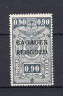 "BA9 MNH** 1935 - Spoorwegzegels Van 1923-31 Met Opdruk ""BAGAGES - REISGOED"" - Bagagli"