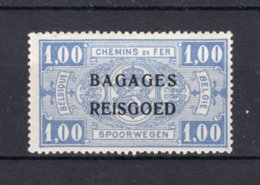"BA10 MNH** 1935 - Spoorwegzegels Van 1923-31 Met Opdruk ""BAGAGES - REISGOED"" - Bagages"