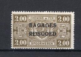 "BA11 MNH** 1935 - Spoorwegzegels Van 1923-31 Met Opdruk ""BAGAGES - REISGOED"" - Bagages"