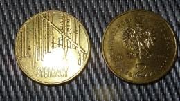 Siberians - 2009 POLAND - 2zł Collectible/Commemorative Coin POLONIA - Poland