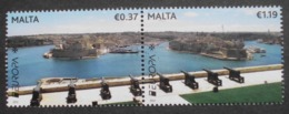 Malta     Europa  Cept    Besuchen Sie Europa  2012  ** - Europa-CEPT