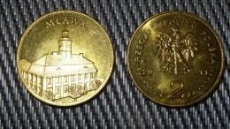 Cities In Poland Mława - 2011 POLAND - 2zł Collectible/Commemorative Coin POLONIA - Poland