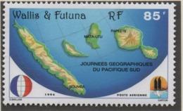 AB4 Wallis Et Futuna** 1994 Pa181 Journées - Luftpost